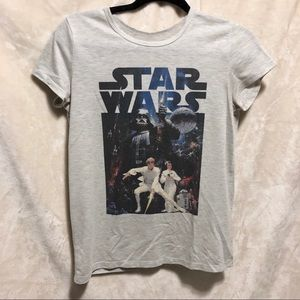 Star Wars Graphic Tee- Well Loved